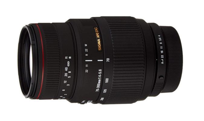 Sigma-70-300mm-f/4-5.6-APO-DG-Macro image