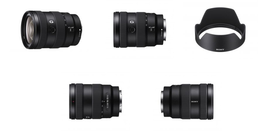 Sony E-Mount zoom lenses Image