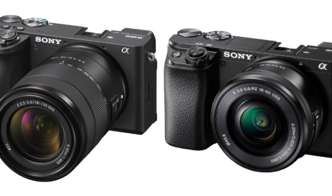 Sony Launched Two New APS-C mirrorless Cameras Image
