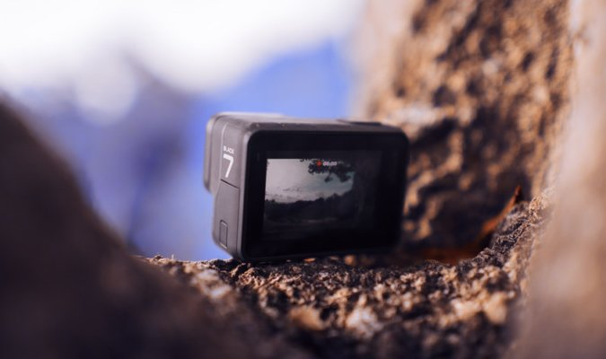 The Best GoPros Image- Mountain