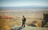 The Best Camera Backpacks- view- desert