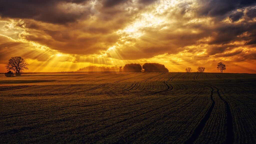 Best Wide-Angle Lenses Image- Sunset-