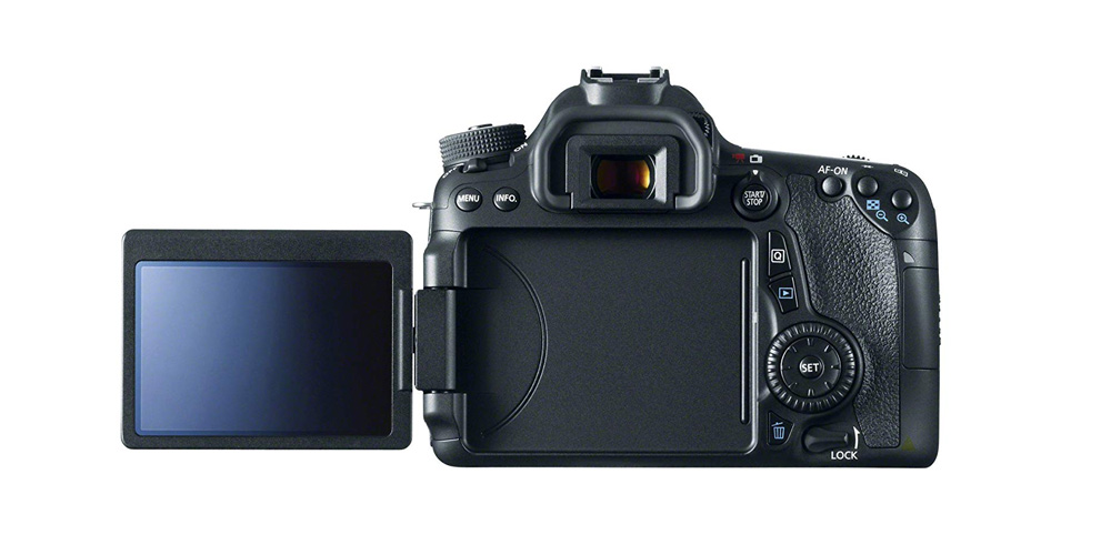 Canon EOS 70D Image 2