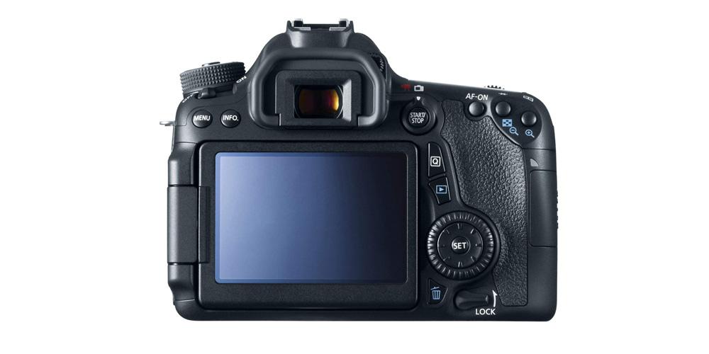 Canon EOS 70D Image 3
