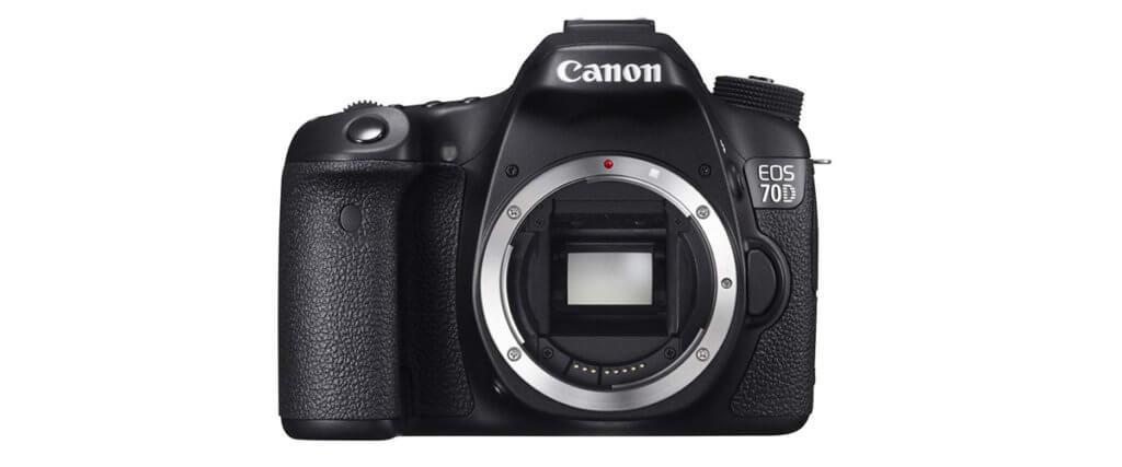 Canon EOS 70D Image-1