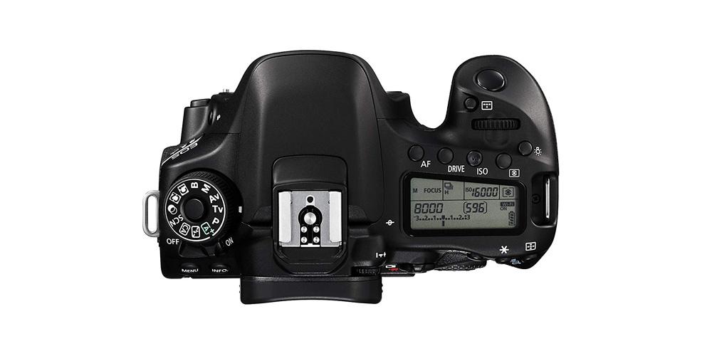 Canon EOS 80D Image 1