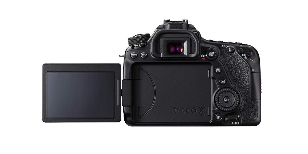 Canon EOS 80D Image 2