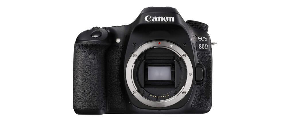 Canon EOS 80D Image 3