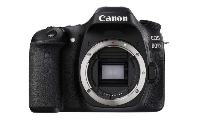 Canon EOS 80D Image-1