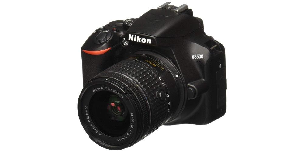 Nikon D3500 DX-Format DSLR Camera Image