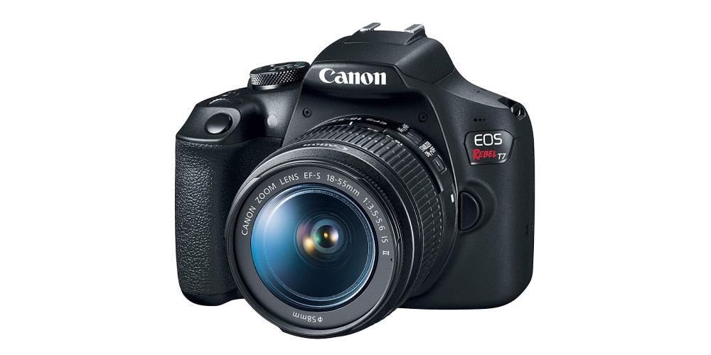 Canon EOS Rebel T7 DSLR Camera Image