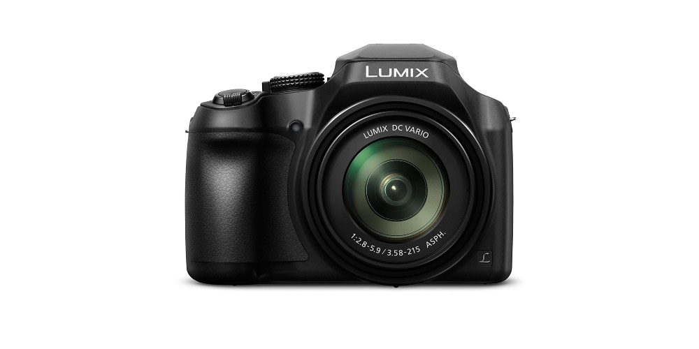 Panasonic Lumix DC-FZ80 Digital Point and Shoot Camera Image