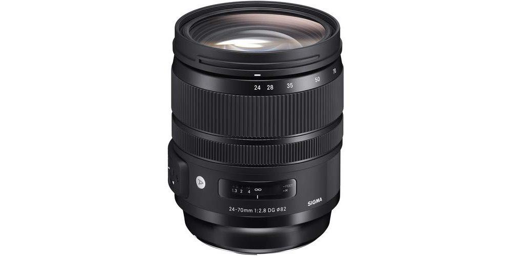 Sigma 24-70mm f/2.8 Art DG OS HSM Zoom Lens Image