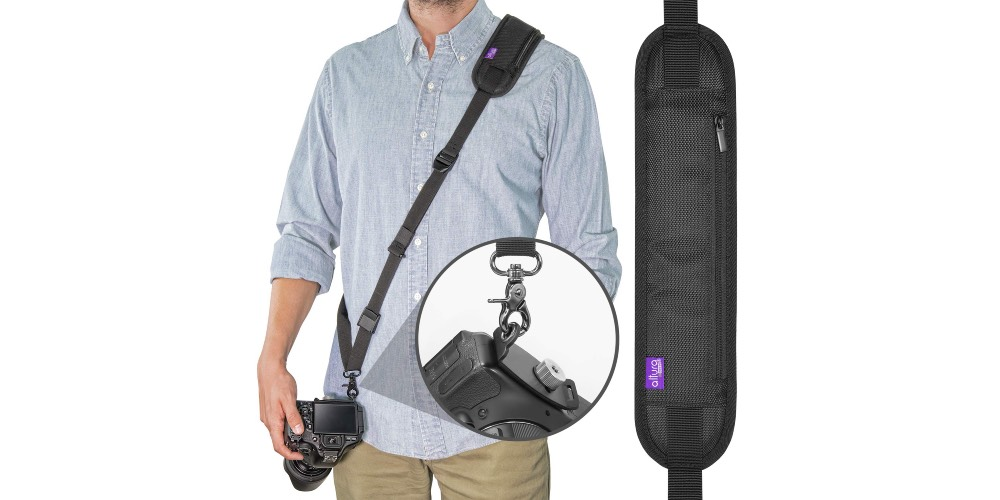 Altura Photo Rapid Fire Camera Neck Strap Image