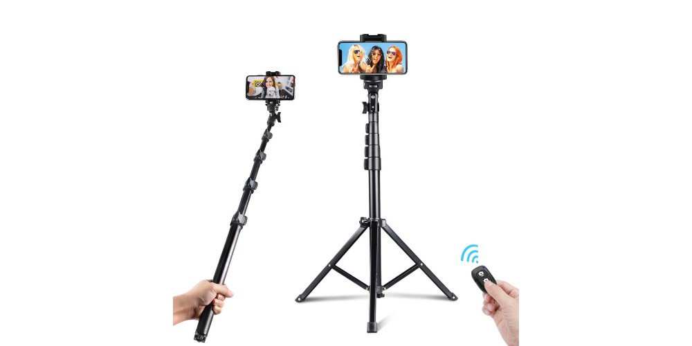 UBeesize Selfie Stick and Tripod Image