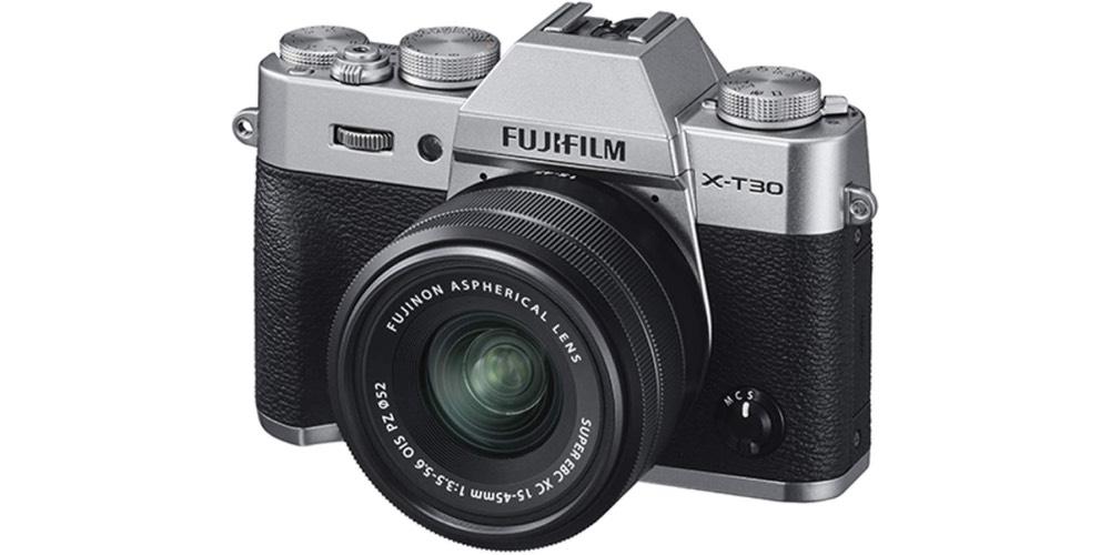 Fujifilm X-T30 Mirrorless Digital Camera Image