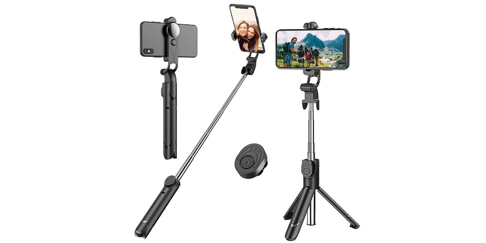 Expandable Selfie Stick Tripod by Erligpowht image