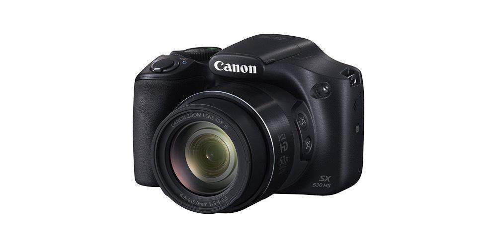 Canon PowerShot SX530 Image