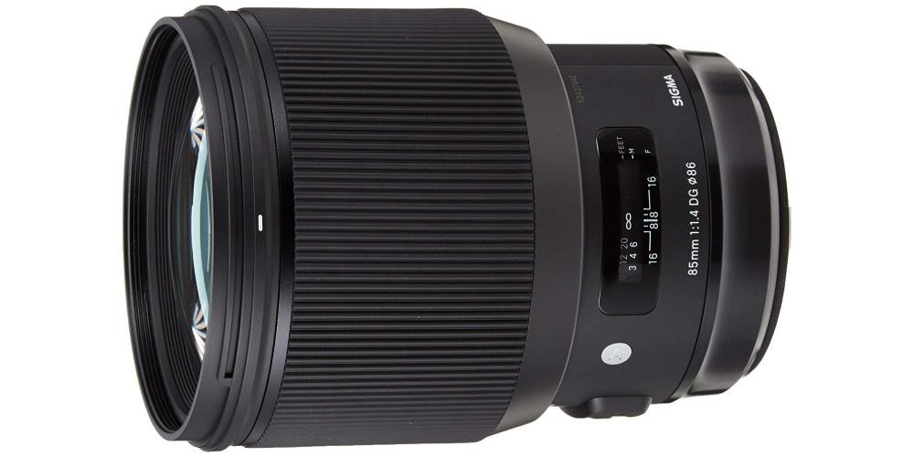 Sigma 85mm f/1.4 DG HSM Art Lens Image