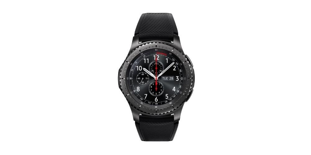 Samsung Gear S3 Frontier Smartwatch  Image