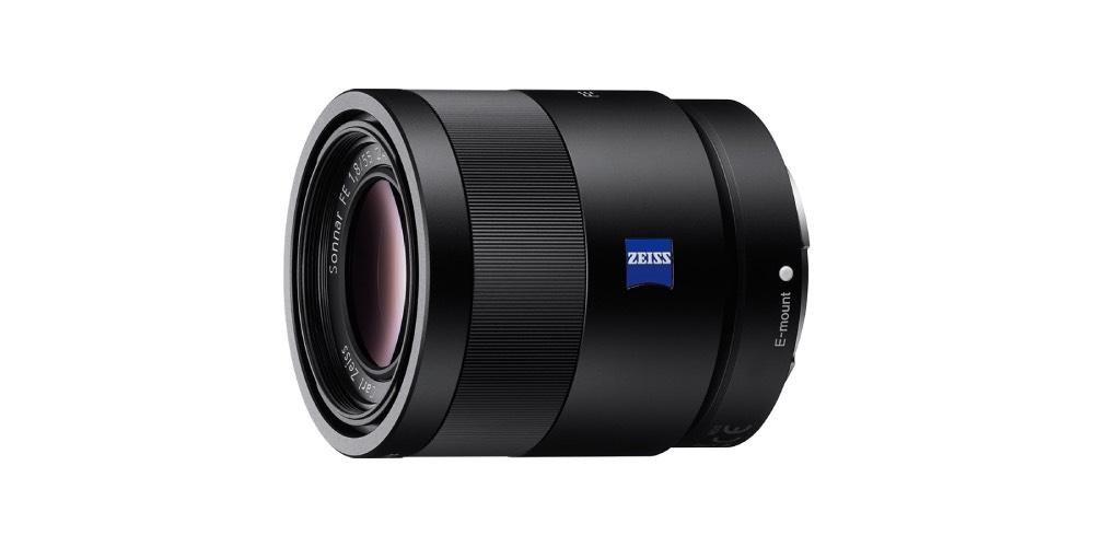 Sony Sonnar T FE 55mm f/1.8 ZA Full Frame Lens Image