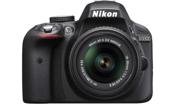 Nikon D3300 Image