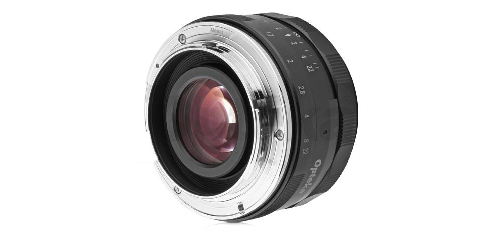 Opteka 35mm f/1.7 image-2