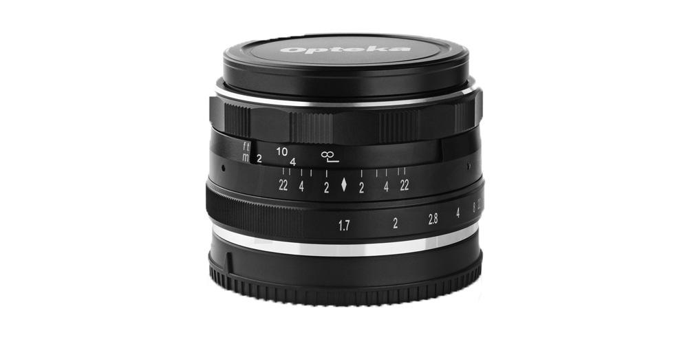 Opteka 35mm f/1.7 image-1