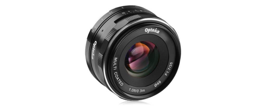 Opteka 35mm f/1.7 image-3