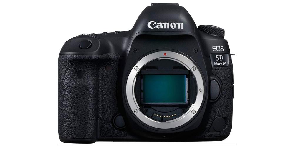 Canon EOS 5D Mark IV Image