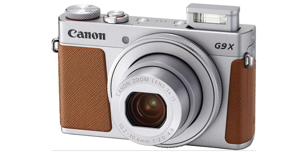 Canon PowerShot G9 X Mark II Image