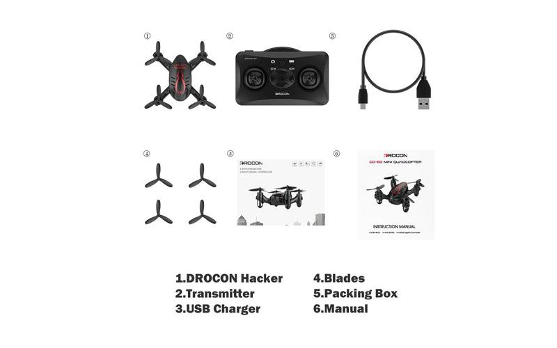 DROCON Hacker Drone Image-2