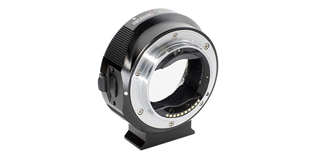 Metabones Canon EF Lens to Sony NEX Camera Smart Adapter IV image-1