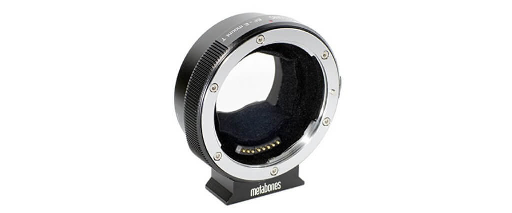Metabones Canon EF Lens to Sony NEX Camera Smart Adapter IV image-2