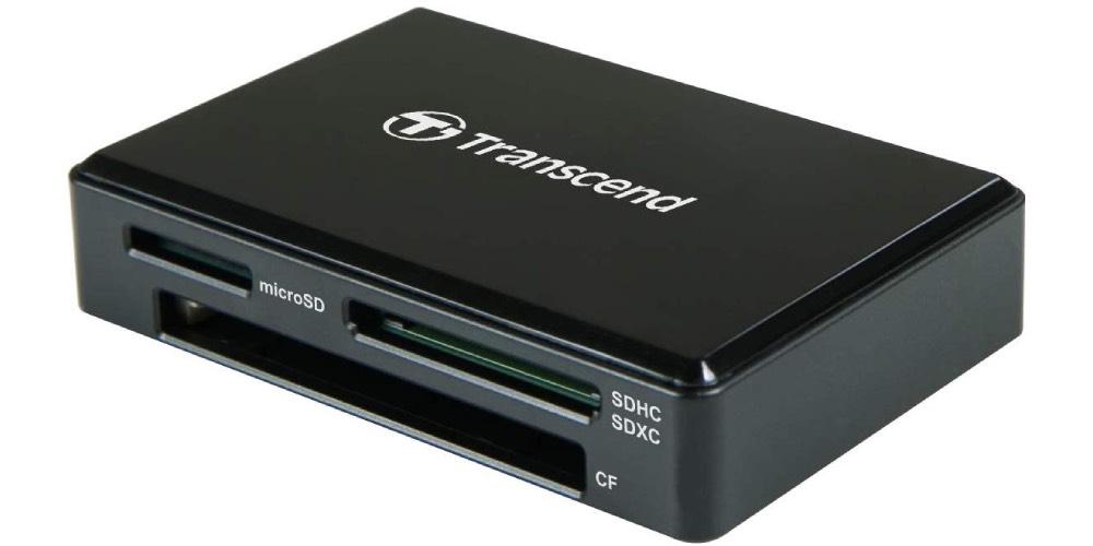 Transcend USB 3.0 All-in-1 Multi-Card Reader Image