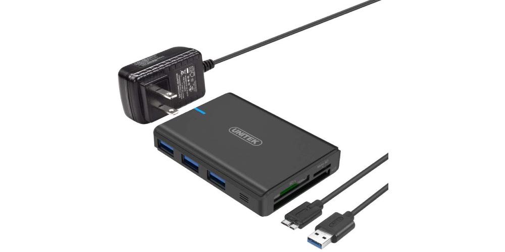 Unitek USB 3.0 SD Card Reader Image