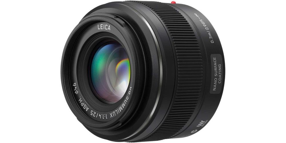 Panasonic Leica DG SUMMILUX 25mm f/1.4 ASPH Image