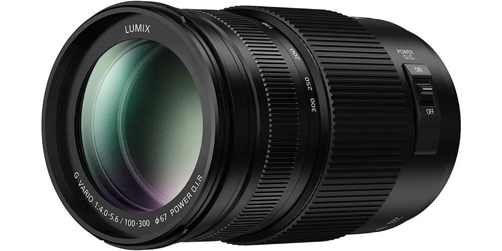Panasonic LUMIX G II Vario Lens 100-300mm f/4.0-5.6 Image