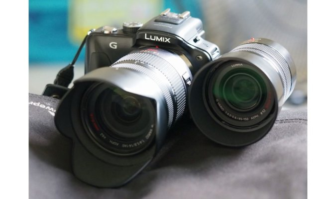 Best Panasonic Lenses Image