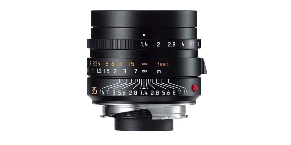 Leica Summilux-M 35mm f/1.4 ASPH Image