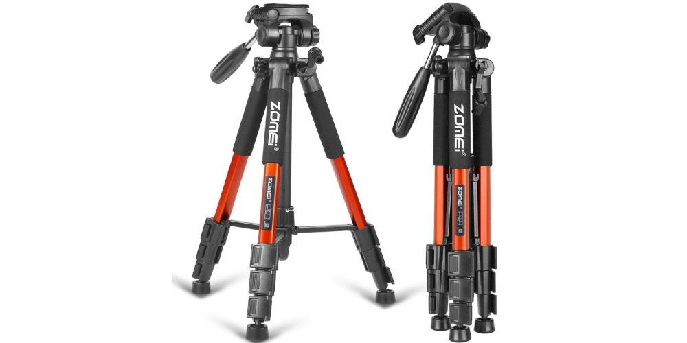 """ZoMei 58"""" Compact Camera Tripod Image"""