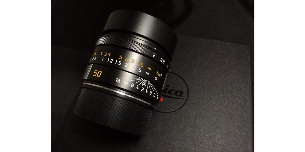 Leica APO-Summicron-M 50mm f/2 ASPH Image