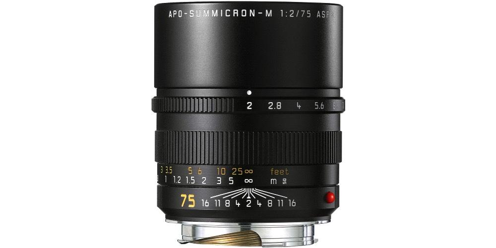 Leica Summicron-M 75mm f/2 ASPH Image