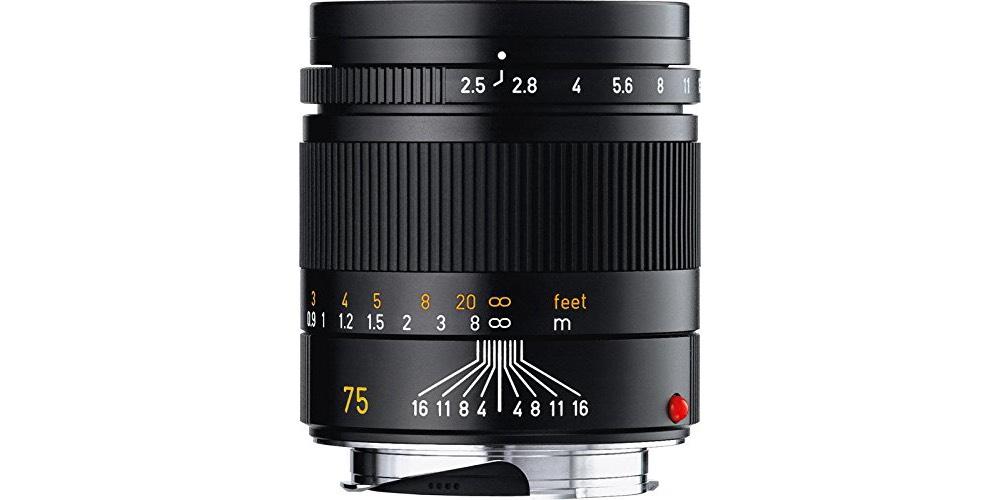 Leica Summarit-M 75mm f/2.5 Image