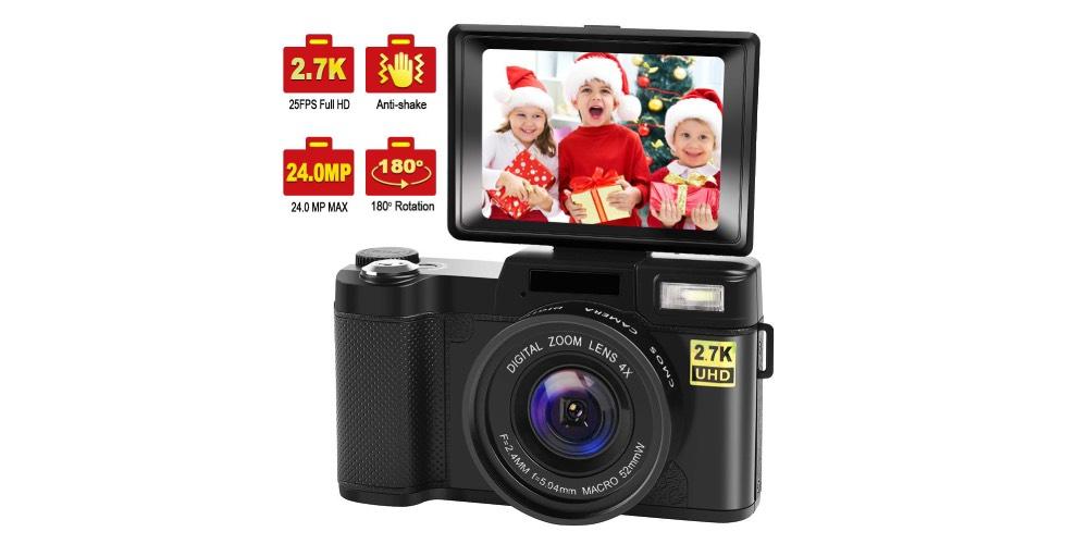 Digital Vlogging Camera by CEDITA Image