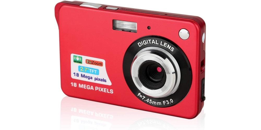 Digital Backpacking Mini Camera by GordVE Image
