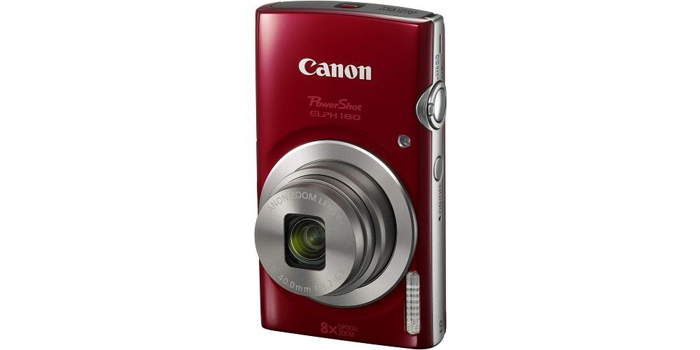 Canon PowerShot ELPH 180 Digital Camera Image