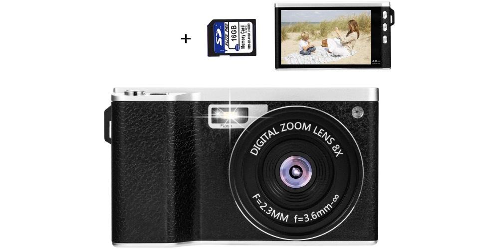 Deeteck Compact Digital Video Camera Image