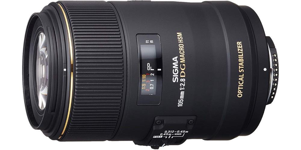 Sigma 258306 105mm F2.8 EX DG OS HSM Image