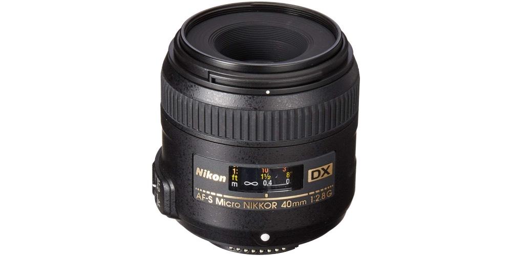 Nikon AF-S DX Micro-Nikkor 40mm Image